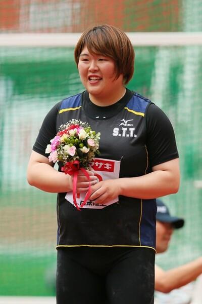 日本選手権の女子円盤投げで初優勝を果たした坂口亜弓。実は昨年8月に競技人生の危機に直面していた