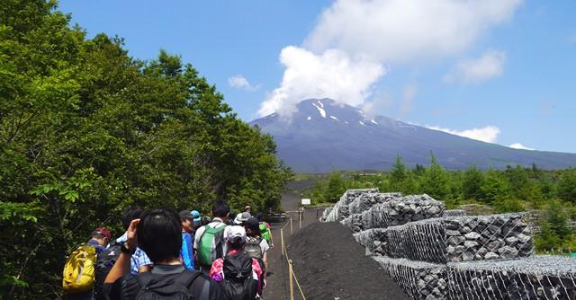 富士山ハイキングに行こう! 森林浴の醍醐味で心の洗濯を