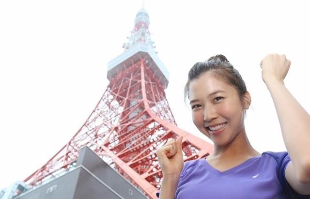 原田ゆかと行く東京ランステ巡り(5) LOVESPO TOKYO