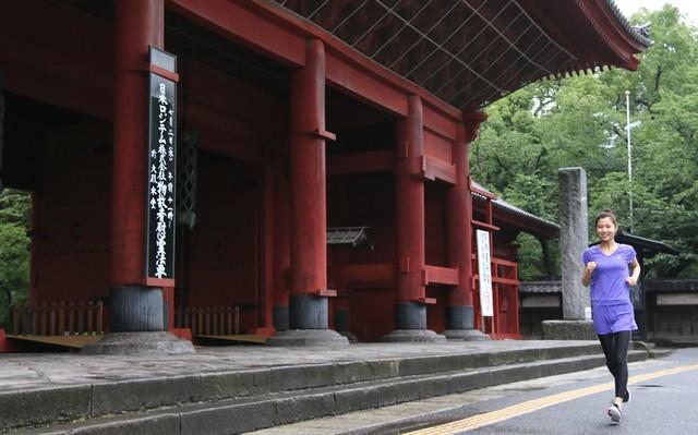 こちらも有数の観光スポット増上寺