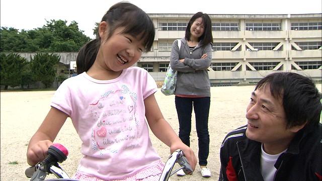 運動音痴の人なんていない! 7歳の少女、自転車克服への挑戦