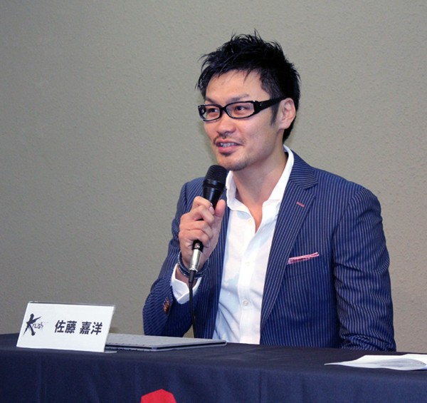 K−1やKrushを舞台に活躍した佐藤嘉洋が現役引退を発表した