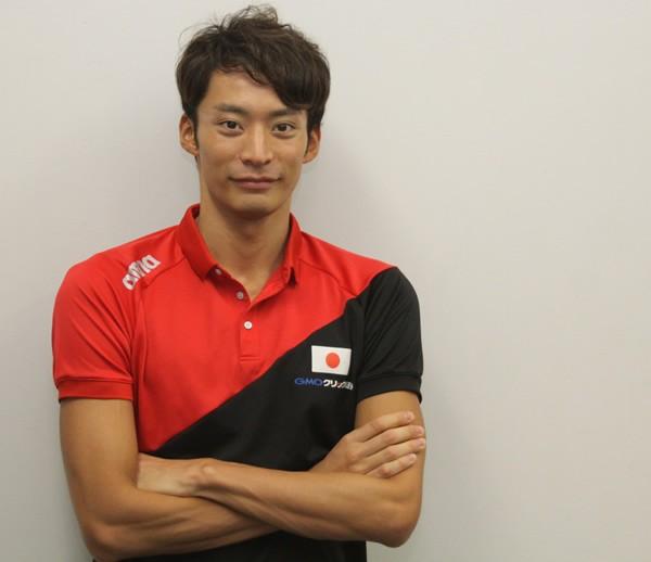カザン世界選手権を前に、金メダルは「普通にいけば取れる」と自信をみせた入江