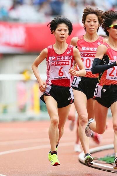 6月の日本選手権では脚の不安を抱えての出場となった鈴木亜由子。それでも3位に入り、8月の世界選手権代表の座をつかんだ