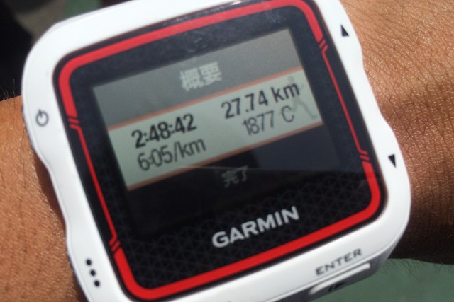 GPSウォッチの機能って?