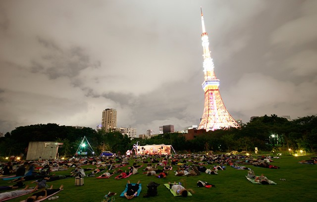 朝から夜まで!「夏のヨガ祭り」開催 8月15・16日、当日参加OK、参加費無料