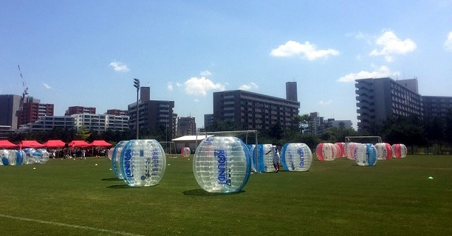 夏は暑そう……。でもバブルの通気性は良好