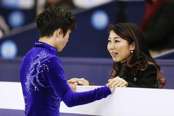 多くの振付師をリスペクトし、参考にしているという宮本。樋口美穂子(右)もその1人