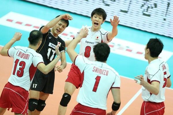 日本はベネズエラにストレートで勝利。大会通算成績を5勝2敗とした