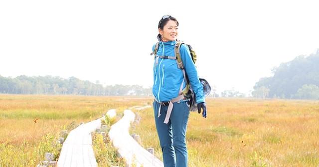 尾瀬ハイキングでリフレッシュ! 「松原渓のスポーツ百景」