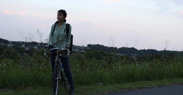 多摩川サイクリングロードでアウトドア 「松原渓のスポーツ百景」