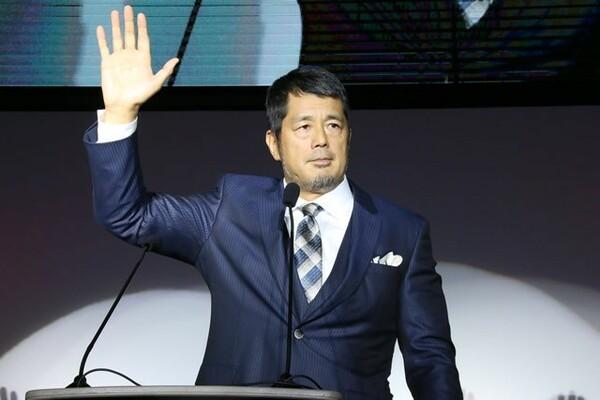 「世界最高峰の舞台を我々が皆さんと一緒に作り上げる」とファンに誓った高田本部長