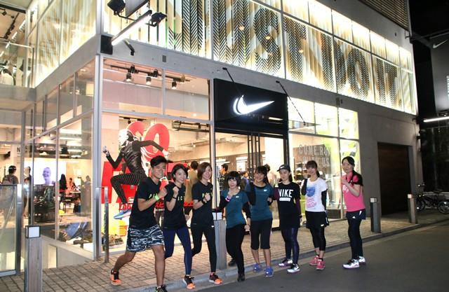 NIKEランニング専門店が吉祥寺にオープン 東京では初、ランの一大拠点に