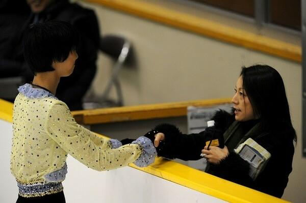 羽生結弦はスケートを仙台で始めた。小中学生のころには頭角を現していた