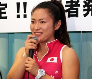 永井監督の実娘でもある永井葉月は、元ホッケー選手の母の思いも胸にリオを目指す