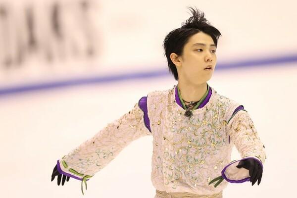 全日本で4連覇を果たすもミスもあり悔しさの残る結果となった羽生