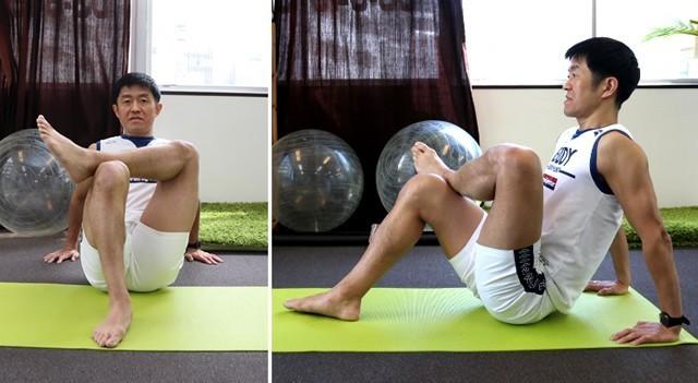 腰痛予防に簡単ストレッチ(4)女性必見! 硬くなったお尻が原因