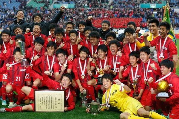 東福岡の優勝で幕を閉じた第94回全国高校サッカー選手権。今大会は3つの傾向が見られた