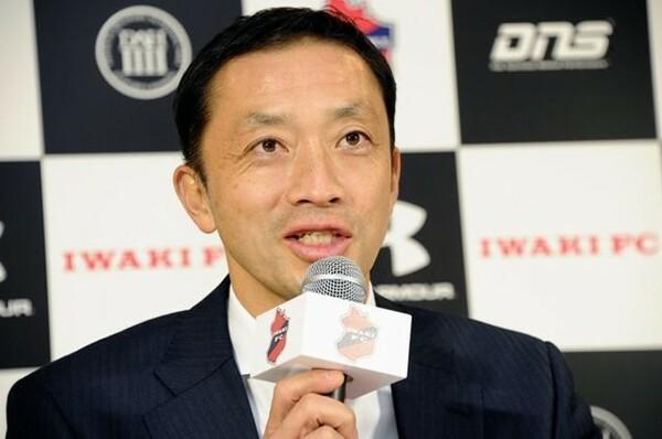 「このトライに今後の人生を懸けたい」と大倉社長。年間売上100億円のクラブを目指す