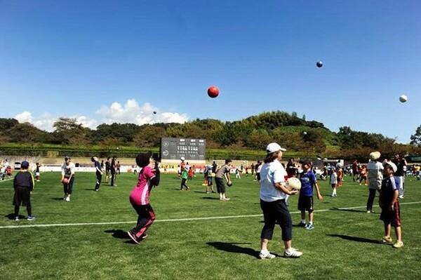福島ユナイテッドもホームゲームを行ういわき市は、少年サッカーが盛んな地域として有名