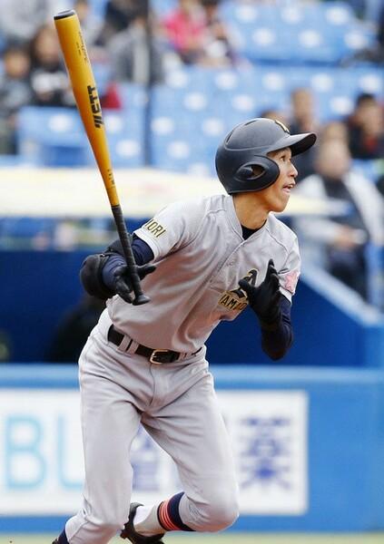 青森山田・三森は昨秋の県大会で5割を超える打率を残した巧打者