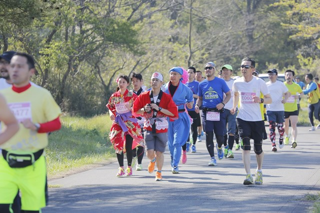 走って!食べて!飲んで楽しむランフェス 東北風土マラソン4/23、24開催