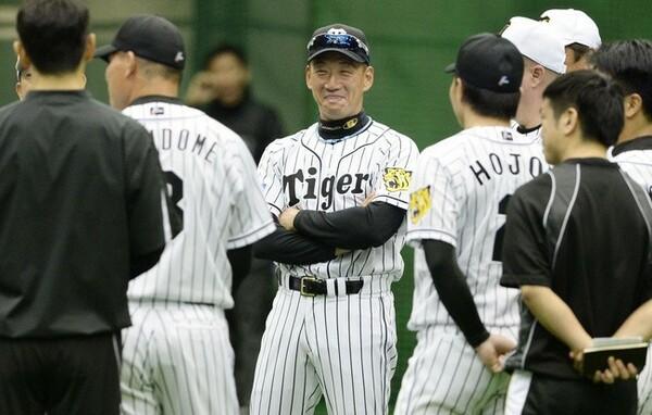 阪神を優勝候補に挙げるギャオス氏。「金本監督が周りをアッと言わせるような采配をしてくれば面白い」とその理由を語る