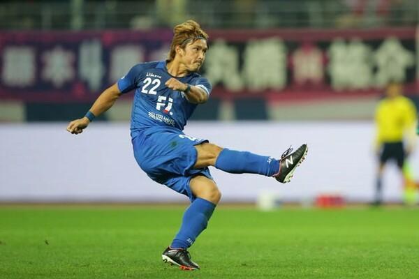 昨シーズン福岡に復帰した中村北斗が、自身の背負う22番への思いを語った
