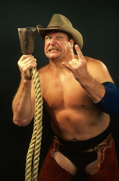 WWE殿堂入りを果たしたスタン・ハンセンさん
