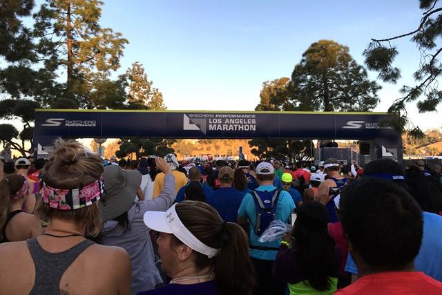 2年連続でロサンゼルスマラソンを走って 幅広いランナー層が気に入る最高の大会