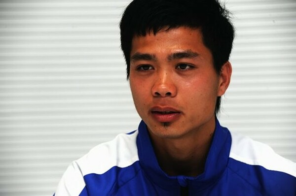 水戸に加入したグエン・コンフォン。彼の移籍はベトナムでも大きな話題となっている