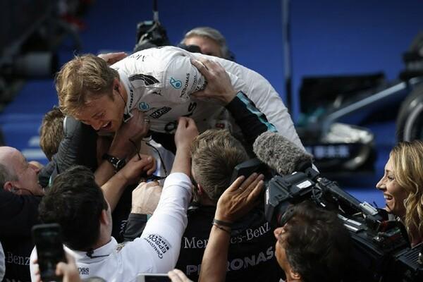 独走で2015年から「6連勝」を果たしたニコ・ロズベルグ、開幕3連勝の意味は重い