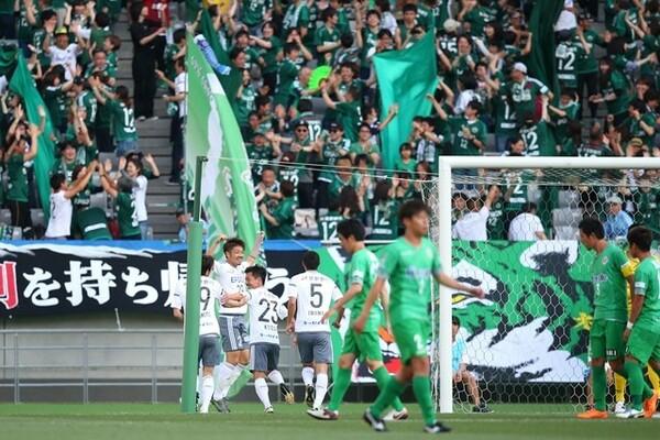 東京Vを相手に4−0という今季最多得点勝利を手にした松本山雅