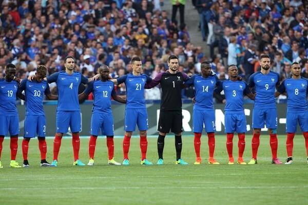 ジダンのいたころの熱狂的さはないものの、現フランス代表は国民から人気を集めている