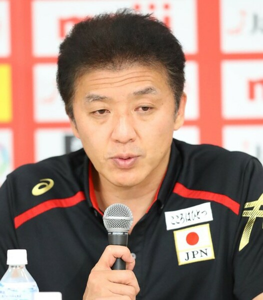 南部監督は最終予選を振り返り、日本の課題などについて語った