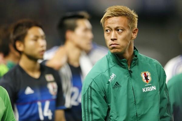 本田は「非常にいい時期に負けた」と語り、敗戦を収穫と捉えている