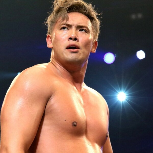 6.19大阪城ホール大会で、再びチャレンジャーとしてIWGPヘビー級王座に挑戦するオカダ・カズチカ