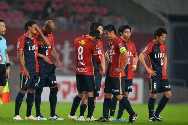 ナビスコカップでは、第5節の湘南戦に敗れたことで、2試合を残しながら決勝トーナメント進出の道は断たれた