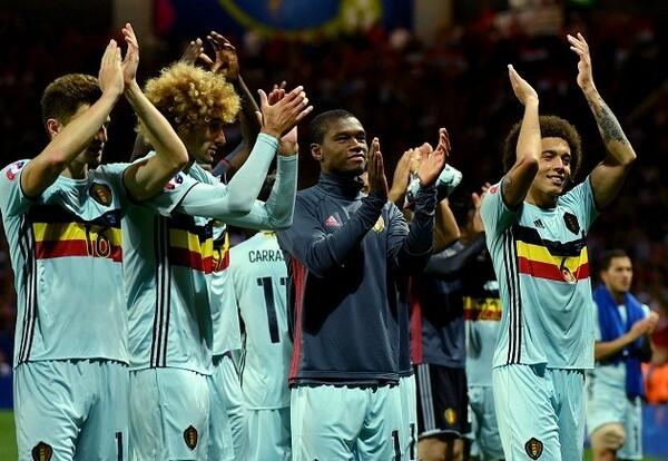 大会前から「もっとも優れたタレントをそろえたチーム」とベルギーに対する期待は高かった
