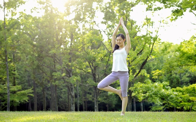あなたの「足腰力」は大丈夫!? PART3 運動不足だとすぐ衰える!平衡感覚チェック
