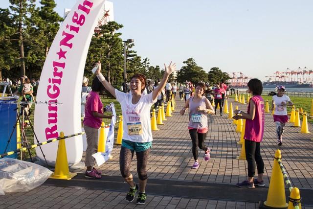 女性ランナー視点で魅力いっぱい! 私のおすすめマラソン大会 VOL.13 宇田川佳子さん(「RunGirl (ランガール)」代表理事)