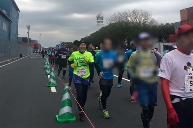 今年は横浜マラソンを走り6年ぶりにフルマラソンを完走!