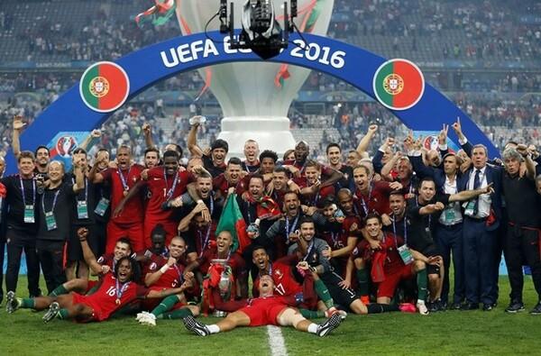 優勝を決めたポルトガルは、全7試合で90分の勝利を収めたのが準決勝のウェールズ戦のみ。変則的な大会方式に最もフィットした
