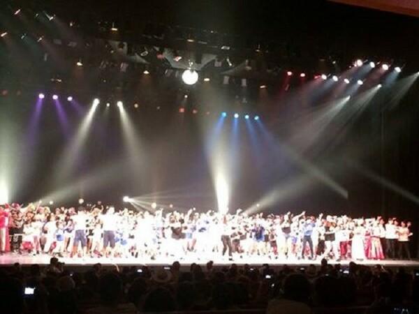 FC岸和田が主催するダンス発表会『Beat Box』はチケット完売のビッグイベントに