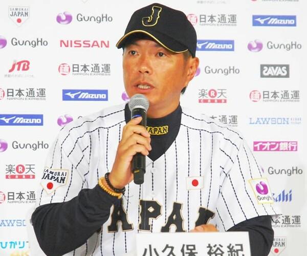 小久保監督は8月に渡米し、日本人メジャーリーガー全員を激励してくることを語った