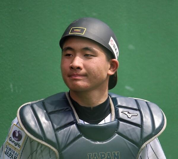4月の熊本地震では被害を受け、練習できない期間もあった捕手の星子