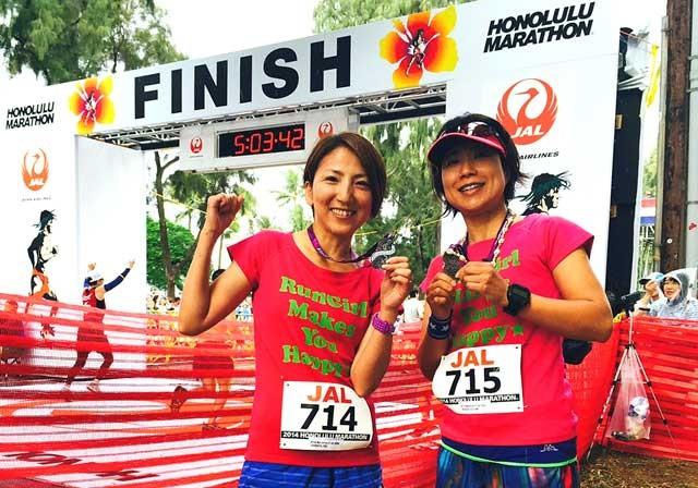 地元ハワイで大人気のチャリティラン 私のおすすめマラソン大会 VOL.23 柴田玲(フリーアナウンサー、一般社団法人ランガール理事)