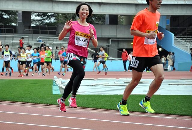 飲む&食べるを満喫できる大会 私のおすすめマラソン大会 VOL.26 池田美穂(アシックスランニングクラブ コーチ)