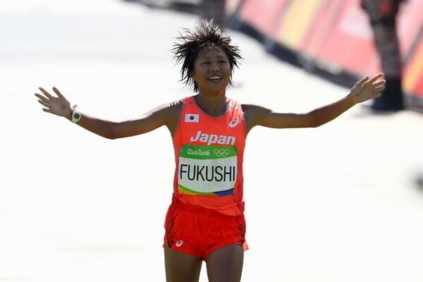 日本勢の最高は福士加代子の14位。この日のベストを尽くしたとはいえ、日本女子マラソン界の復活は果たせなかった