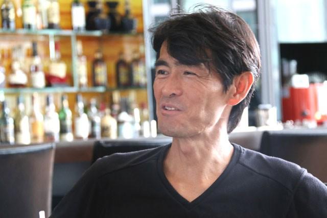 プロトレイルランナーの鏑木毅さん